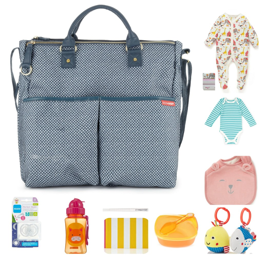 M&S Baby Wishlist Collage