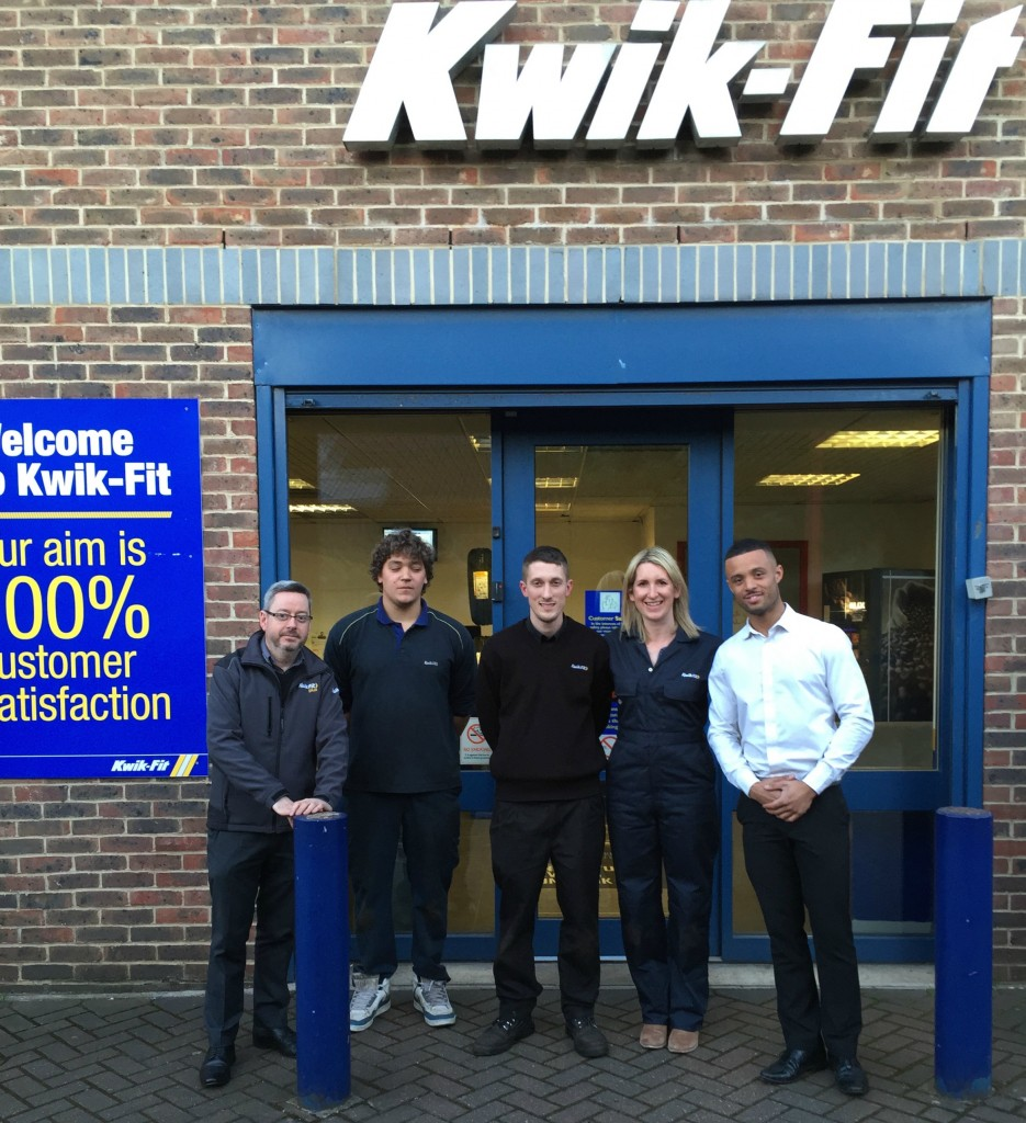 Kwikfit Group 1 ed