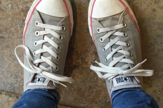 the Older I get the younger I dress Converse IMG_0242