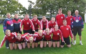 U23 Auswahl - Großer Deutschlandpokal 2009 in Käfertal