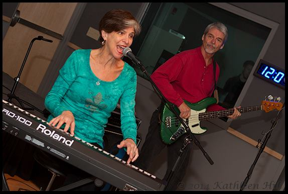 Live Lunch with Marcia Ball