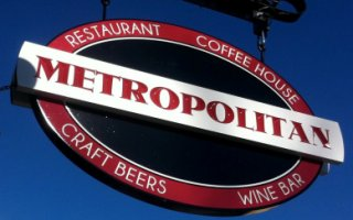 Metropolitan Coffeehouse and Wine Bar