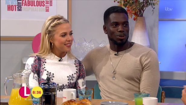 Gabby and Marcel took the lie detector test this morning