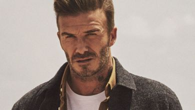 Photo of David Beckham's new H&M collection revealed