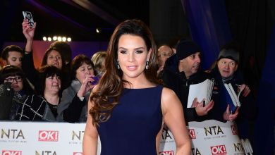 Photo of Danielle Lloyd hits back after new baby's outfit slammed by trolls on Instagram