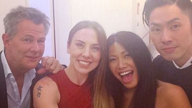 Photo of In pictures: Mel C goes behind the scenes on Asia's Got Talent