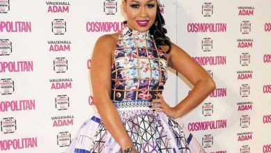 Photo of Rebecca Ferguson shares first picture with new daughter Arabella