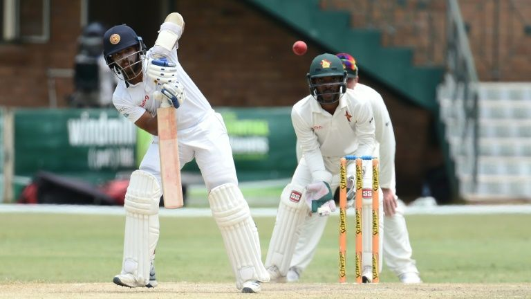 Photo of Zimbabwe victory push stalled by Sri Lanka batsmen