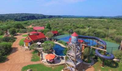 Central Texas ranch a private, resort-style getaway - San ...