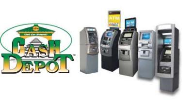 Cash Depot: ATM - ADA Compliance Relief