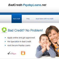 Online Payday Loans Service Announces New Service – One Hour Approval For Bad Credit Payday ...