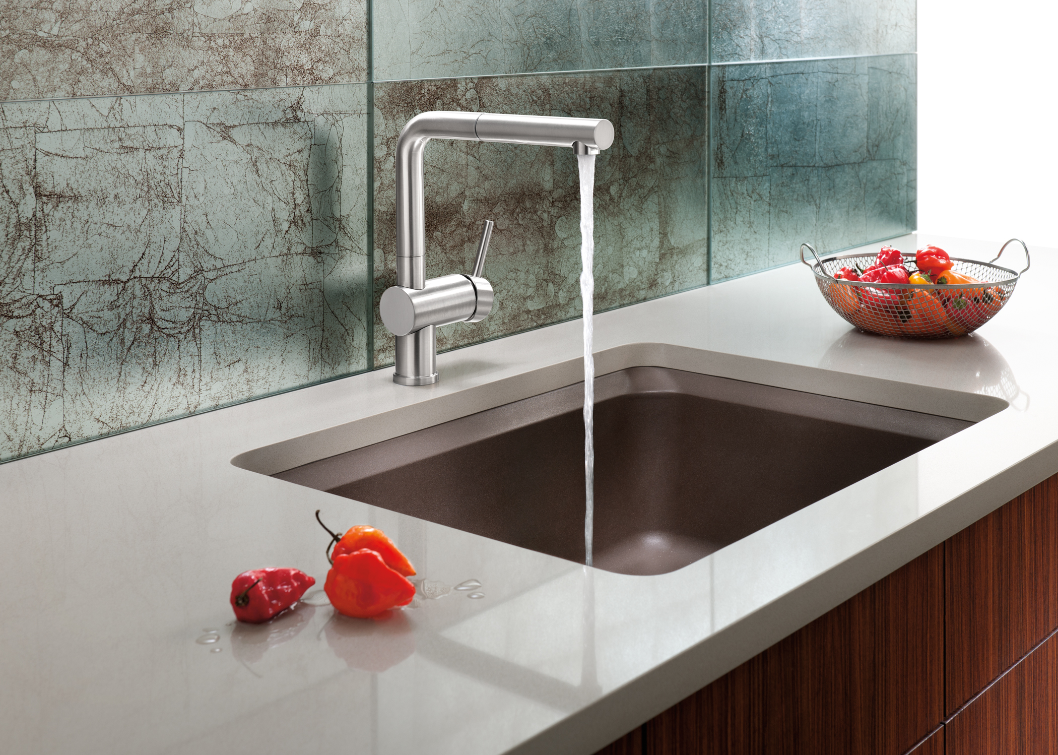 prweb blanco kitchen sinks BLANCO SILGRANIT II VISION Kitchen SinkThe new BLANCO SILGRANIT II VISION designer sink offers luxurious usability at great value without compromising