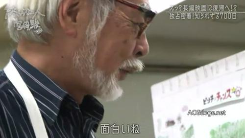 岁月不饶人,冈田斗司夫预言宫崎骏复出将会失败