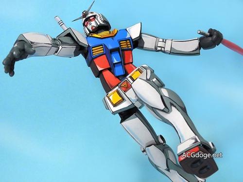 分不清次元的塗裝,日本鋼普拉玩家自製二次元機械風塗裝巴巴托斯