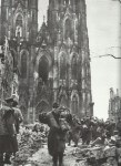 German soldiers surrender in Cologne