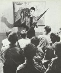 Pre-military instruction at the Hitler Youth