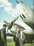 Me 110 shorty before a mission