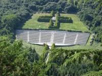 Polish cemetery at Monte Cassino