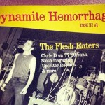 Analog Culture: Jay Hinman Discusses His New 'Dynamite Hemorrhage' Zine