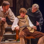 Doctor Faustus Gives Hamlet a Schooling in Witty 'Wittenberg'