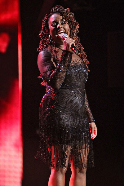 Ledisi attends BET Honors 2013 at Warner Theatre on January 12, 2013 in Washington, DC.