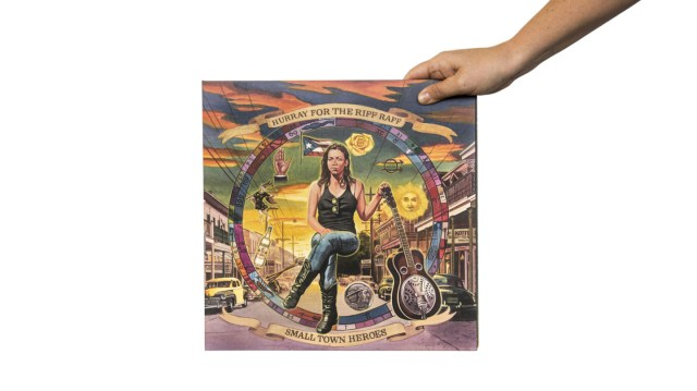 Hurray for the Riff Raff, <em>Small Town Heroes</em>