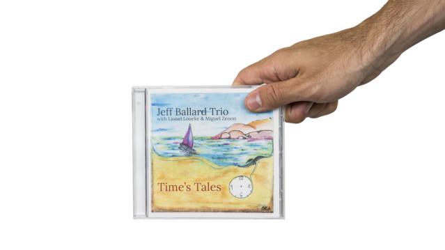 Jeff Ballard Trio, Time's Tales
