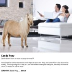 You Definitely Need this Condo Pony, and Other Products from 'SkyMaul'