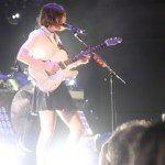 Live Review: Sleater-Kinney Reclaim Their Title at the Masonic