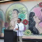 Mission Residents Unite Over Defaced LGBTQ Mural