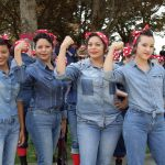 Watch a Thousand Rosie the Riveters Set a World Record in Richmond