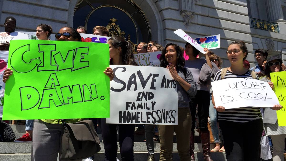 Homeless & Arts Org-Backed Measure Earns Place on Nov. Ballot