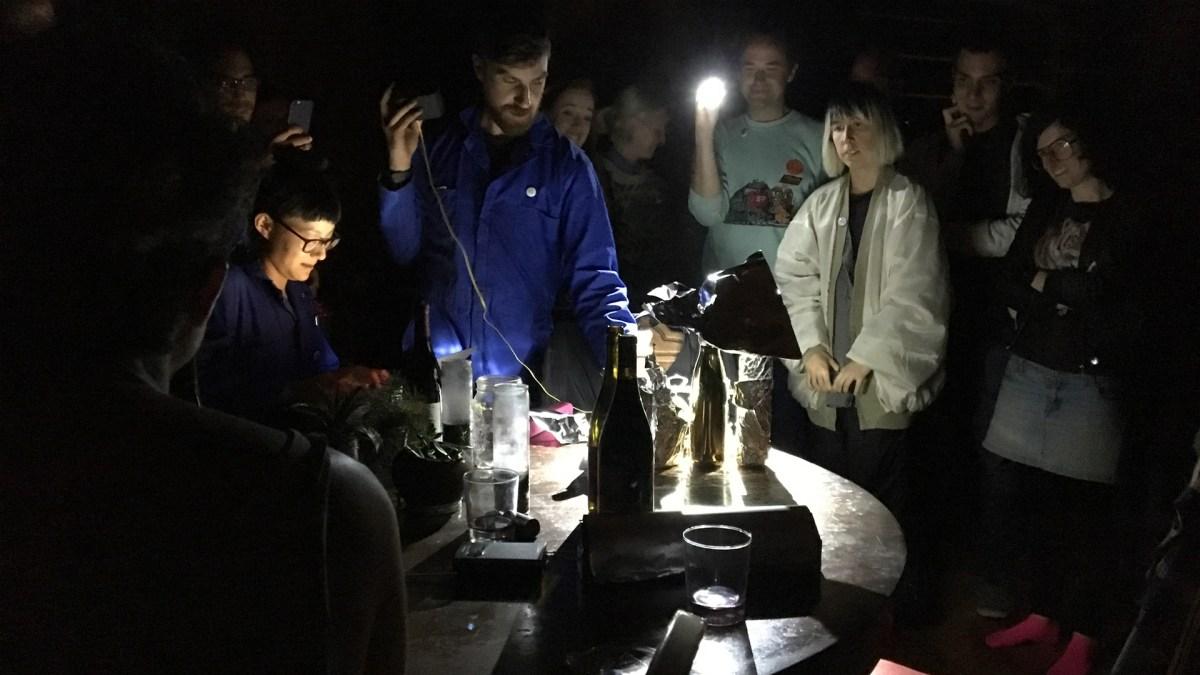 Notes From a Secret Art and Technology Sleepaway Camp