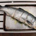 An End-of-Summer Celebration: How to Roast a Whole Salmon