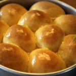 Homemade Thanksgiving: Soft and Buttery Sweet Potato Dinner Rolls