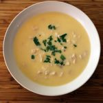Thanksgiving Leftovers: Creamy Greek-Style Turkey, Lemon and Rice Soup (Avgolemono)