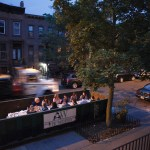 Salvage Supperclub: A High-End Dinner In A Dumpster To Fight Food Waste