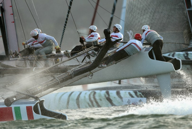 Team Luna Rossa (Ezra Shaw/Getty Images)
