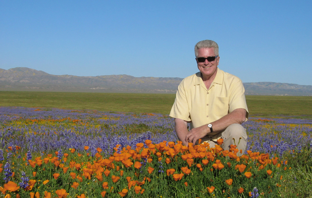 Huell Howser. Photo via KCET.