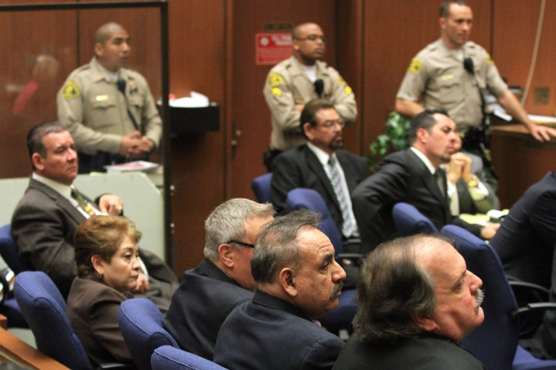 City Council Members Found Guilty Of Corruption In Poor Los Angeles County City