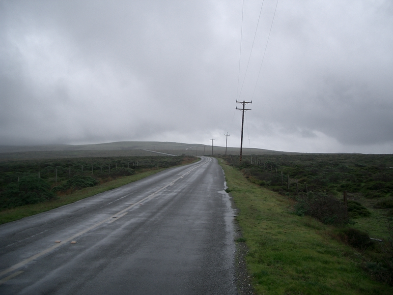 Tourism to Point Reyes, seen here on a low-traffic day during a winter storm, brings an economic boon to local communities.