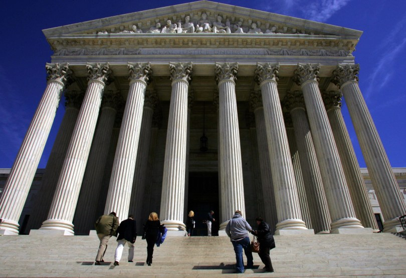 The Supreme Court of the United States. (Paul J. Richards/AFP-Getty Images)