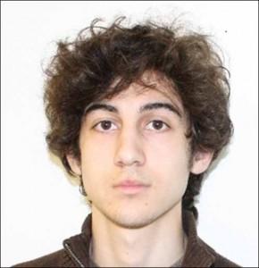 Dzhokar Tsamaev, 19, a suspect in the Boston Marathon bombings, is the subject of a massive manhunt. (Courtesy FBI)