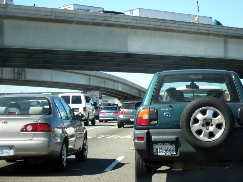 A new plan seeks to cut the Bay Area's greenhouse gas emissions while the region continues to grow. (Photo: Craig Miller/KQED)