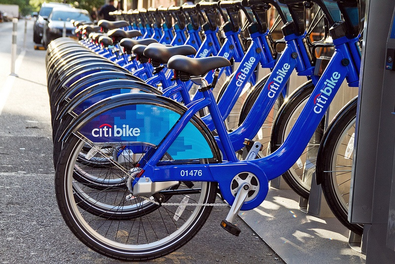 More than a million Citibike rides have been taken since the program launched in May. Photo: