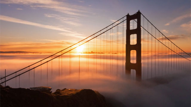 """An Oakland photographer made the video """"Adrift"""" as a love letter to the Bay Area. (Photo: Simon Christen)"""