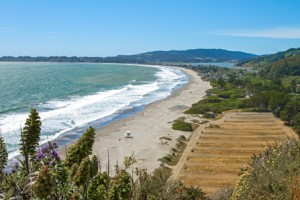 Stinson Beach. (Photo from Golden Gate National Recreation Area)