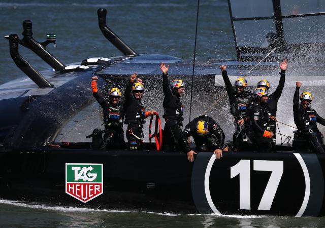 America's Cup - Final Race