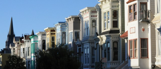 City officials estimate there are more than 40,000 illegal in-law units in San Francisco. (Wikimedia Commons)