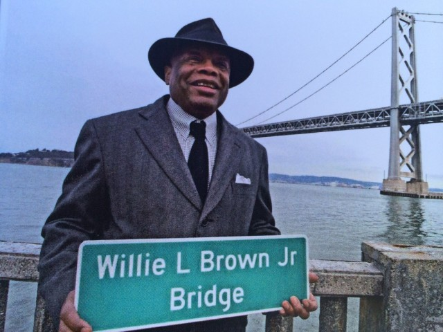 Willie Brown-Bay Bridge